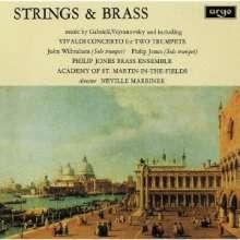 Philip Jones Brass Ensemble - Strings & Brass (SHM-CD), CD