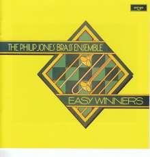 Philip Jones Brass Ensemble - Easy Winners, CD