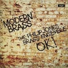 Philip Jones Brass Ensemble - Modern Brass, CD