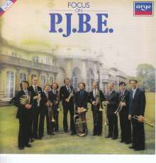 Philip Jones Brass Ensemble - Focus on P.J.B.E. (SHM-CD), CD