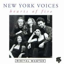 New York Voices: Hearts Of Fire, CD