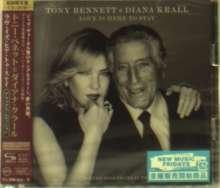 Tony Bennett & Diana Krall: Love Is Here To Stay (+Bonus) (SHM-CD + DVD), 2 CDs