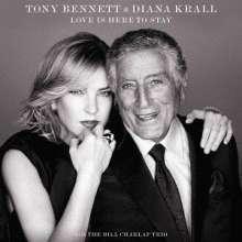 Tony Bennett & Diana Krall: Love Is Here To Stay (+Bonus) (SHM-CD), CD