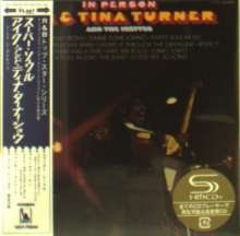 Ike & Tina Turner: In Person (SHM-CD) (Papersleeve), CD