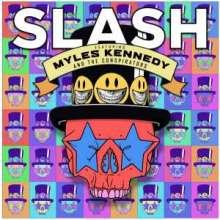 Slash: Living The Dream (SHM-CD), CD