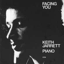 Keith Jarrett (geb. 1945): Facing You (UHQCD), CD