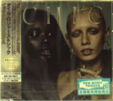 Chic feat. Nile Rodgers: It's About Time (SHM-CD), CD