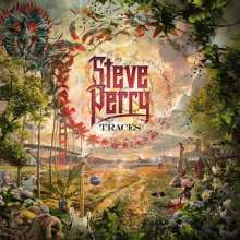 Steve Perry: Traces +Bonus (SHM-CD), CD