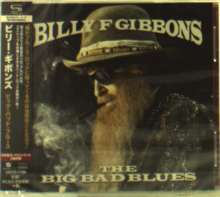 Billy F Gibbons (ZZ Top): The Big Bad Blues (SHM-CD), CD
