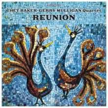 Gerry Mulligan & Chet Baker: Reunion, CD