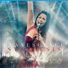 Evanescence: Synthesis Live (SHM-CD + Blu-ray Disc), Blu-ray Disc