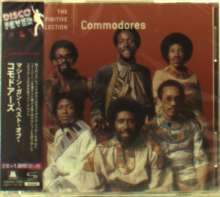 Commodores: The Definitive Collection (SHM-CD), CD