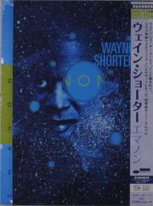 Wayne Shorter (geb. 1933): Emanon (3 SHM-CD + Book), 3 CDs
