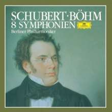 Franz Schubert (1797-1828): Symphonien Nr.1-9 (SHM-SACD), 3 SACD Non-Hybrids