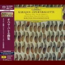 Herbert von Karajan - Opernballette (SHM-SACD), SACD Non-Hybrid