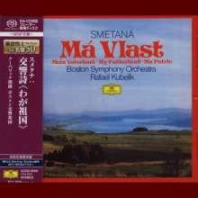 "Bedrich Smetana (1824-1884): Mein Vaterland (incl.""Die Moldau"") (SHM-SACD), Super Audio CD Non-Hybrid"