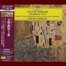 Gustav Mahler (1860-1911): Symphonie Nr.3 (SHM-SACD), Super Audio CD Non-Hybrid