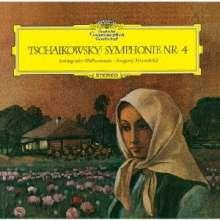 Peter Iljitsch Tschaikowsky (1840-1893): Symphonie Nr.4 (SHM-SACD), SACD Non-Hybrid