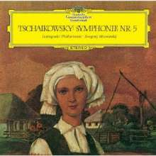 Peter Iljitsch Tschaikowsky (1840-1893): Symphonie Nr.5 (SHM-SACD), SACD Non-Hybrid