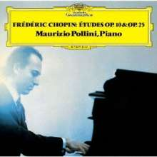 Frederic Chopin (1810-1849): Etüden Nr.1-24 (SHM-SACD), Super Audio CD Non-Hybrid