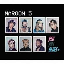 Maroon 5: Red Pill Blues + Bonus, 2 CDs