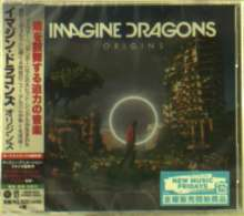 Imagine Dragons: Origins (International-Deluxe-Edition), CD