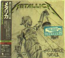 Metallica: ...And Justice For All (3 SHM-CD) (Digipack), 3 CDs