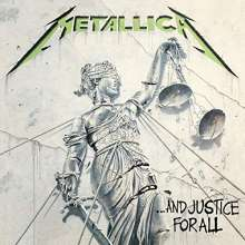 Metallica: ...And Justice For All (SHM-CD), CD