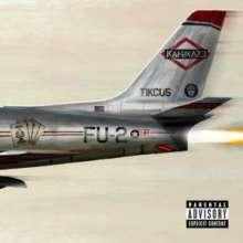 Eminem: Kamikaze (Explicit), CD