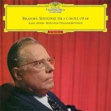 Johannes Brahms (1833-1897): Symphonie Nr.1 (Ultimate High Quality CD), CD