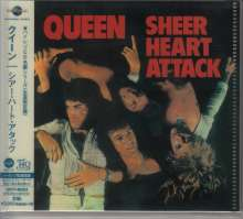 Queen: Sheer Heart Attack (UHQCD/MQA-CD) (Reissue) (Limited-Edition), CD