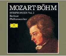 Wolfgang Amadeus Mozart (1756-1791): Karl Böhm dirigiert Mozart-Symphonien Vol.2 (SHM-SACD), 4 SACD Non-Hybrids
