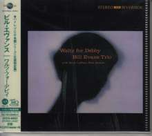 Bill Evans (Piano) (1929-1980): Waltz For Debby (UHQCD/MQA-CD) (Reissue) (Limited-Edition), CD