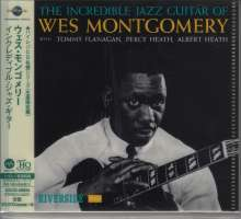 Wes Montgomery (1925-1968): The Incredible Jazz Guitar Of Wes Montgomery (UHQCD/MQA-CD) (Reissue) (Limited-Edition), CD
