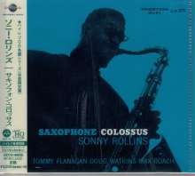 Sonny Rollins (geb. 1930): Saxophone Colossus (UHQCD/MQA-CD) (Reissue) (Limited-Edition), CD