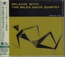 Miles Davis (1926-1991): Relaxin' With The Miles Davis Quintet (UHQCD/MQA-CD), CD