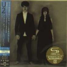 U2: Songs Of Experience +Bonus (SHM-CD), CD