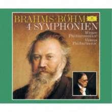 Johannes Brahms (1833-1897): Symphonien Nr.1-4 (SHM-SACD), 3 Super Audio CDs Non-Hybrid