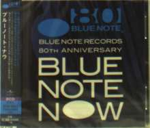 Blue Note Now: Blue Note Records 80th Anniversary, 2 CDs