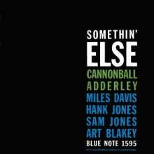 Cannonball Adderley (1928-1975): Somethin' Else +Bonus) (UHQCD), CD