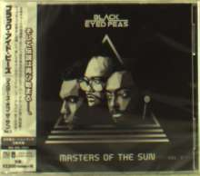 The Black Eyed Peas: Masters Of The Sun Vol.1 +Bonus, CD