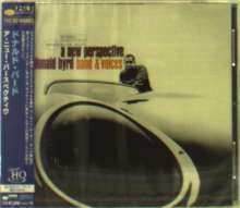 Donald Byrd (1932-2013): A New Perspective (UHQCD), CD