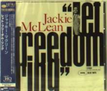 Jackie McLean (1931-2006): Let Freedom Ring (UHQCD), CD
