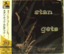 Stan Getz (1927-1991): Stan Getz Quartets (Reissue) (+ Bonus) (UHQCD) (Limited-Edition), CD