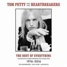 Tom Petty: The Best Of Everything - The Definitive Career Spanning Hits Collection 1976-2016: The Heartbreakers / Solo Work / Mudcrutch (2SHM-CD), 2 CDs