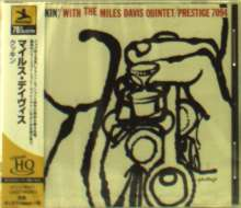 Miles Davis (1926-1991): Cookin' With The Miles Davis Quintet (UHQCD) (Limited-Edition) (Reissue), CD
