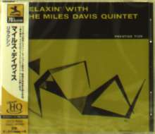 Miles Davis (1926-1991): Relaxin' With The Miles Davis Quintet (UHQCD), CD