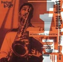 Sonny Rollins (geb. 1930): With The Modern Jazz Quartet (UHQ-CD), CD