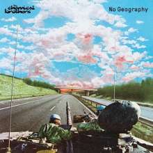 The Chemical Brothers: No Geography (+Bonus) (Digisleeve), CD
