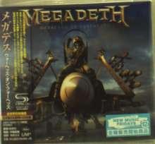 Megadeth: Warheads On Foreheads (3SHM-CD) (Digipack), 3 CDs